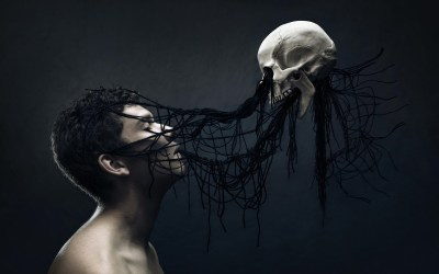 gothic wallpapers skull death