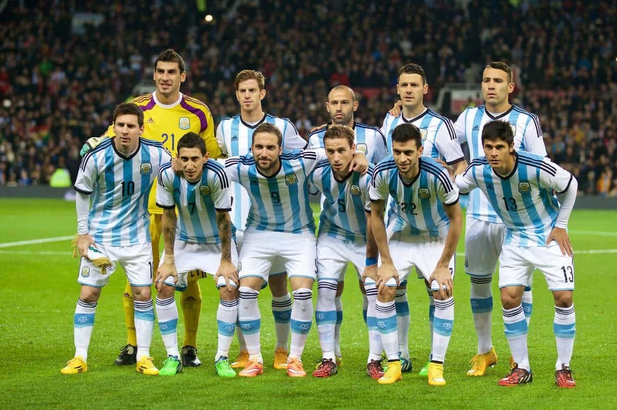 Football Girls Team Wallpaper Argentina National Team Wallpapers