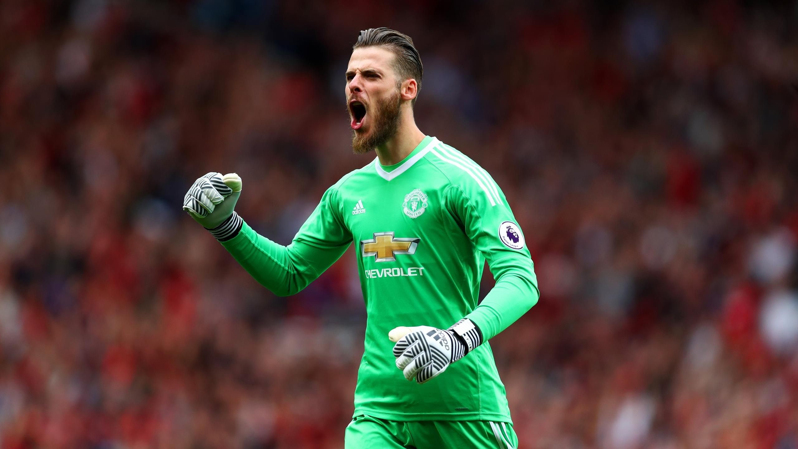 Manchester United Animated Wallpapers David De Gea Wallpapers Hd
