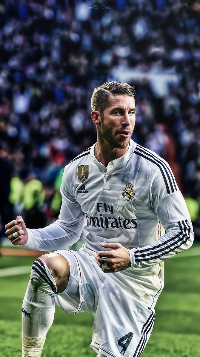 Cool Live Wallpapers For Iphone X Sergio Ramos Wallpapers Hd
