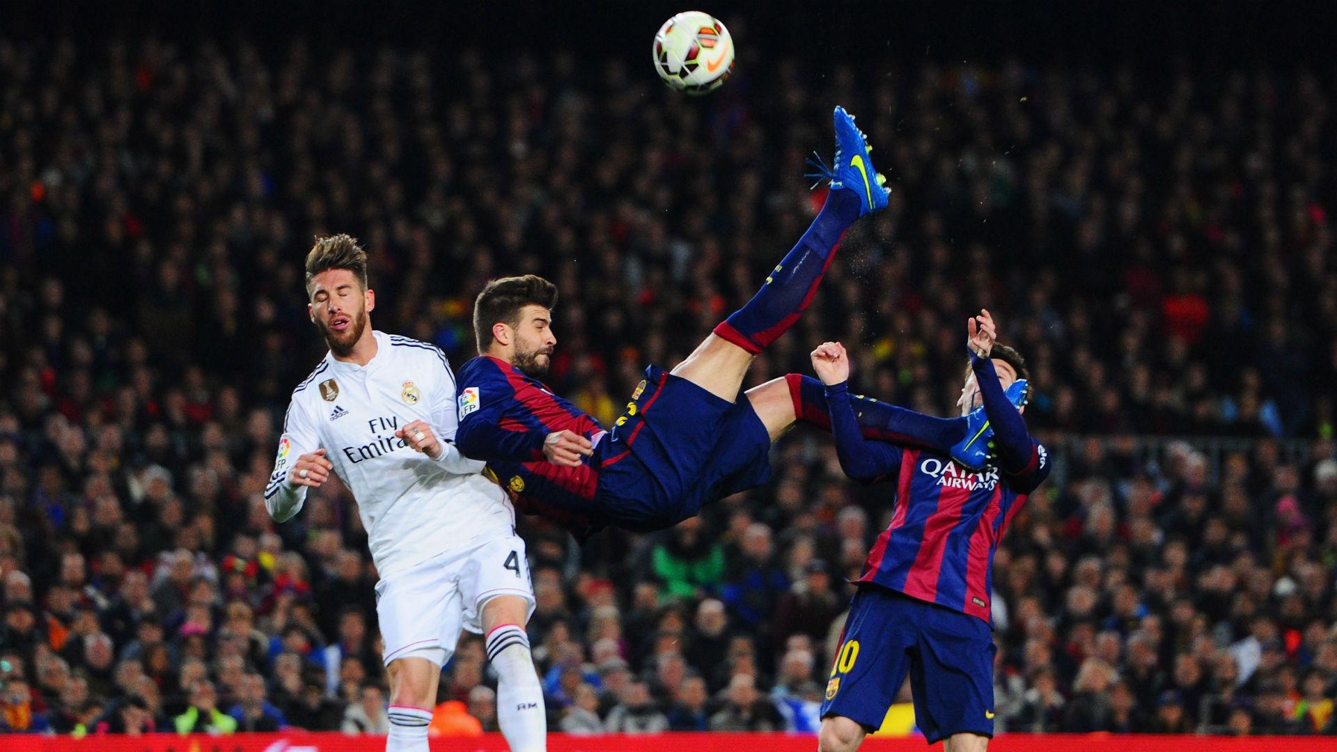 Real Madrid Desktop Wallpaper Hd Gerard Pique Wallpaper