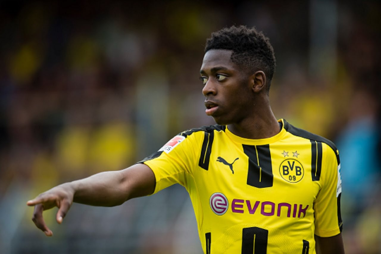 Nice Romantic Wallpapers With Quotes Ousmane Dembele Wallpaper
