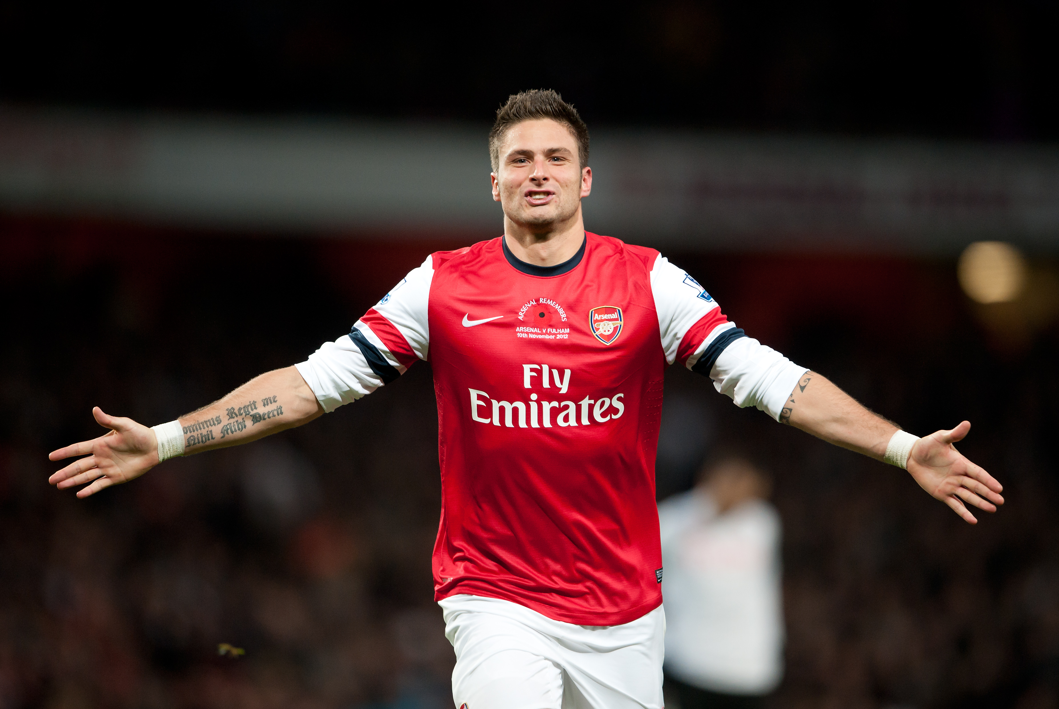 Free Animated 3d Live Wallpaper Olivier Giroud Wallpaper