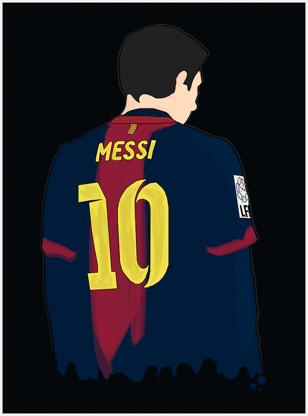 Emotional Love Wallpapers With Quotes Messi Cartoon Wallpaper