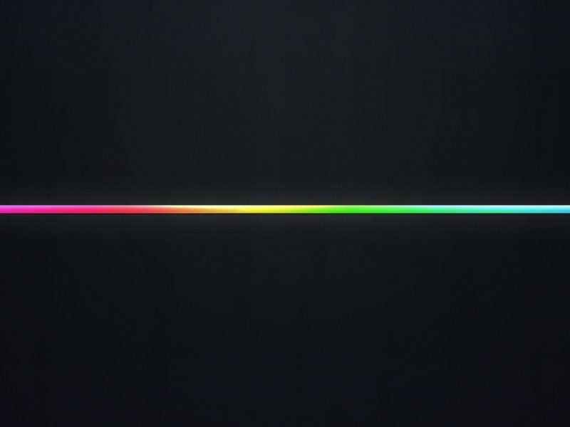 Lgbt Wallpaper Cute Black And Rainbow Line Download Free Hd Wallpapers