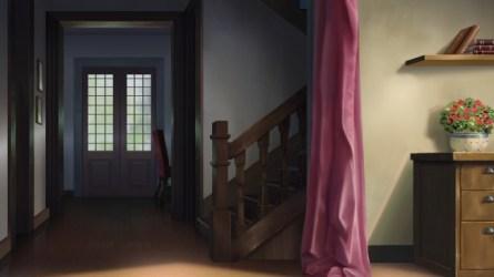 anime stairs interior wallpapers wallpapermaiden desktop common