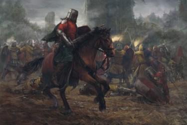 Wallpaper Medieval Knight Horse War Soldiers WallpaperMaiden