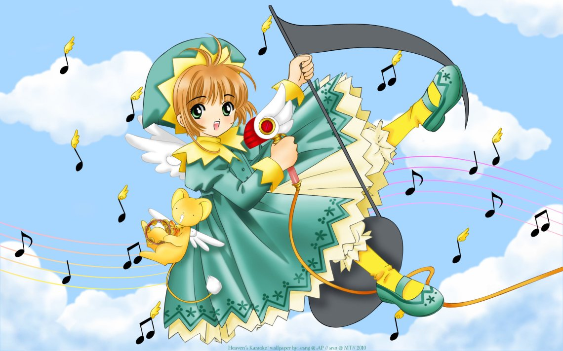 Free Download Anime Music Background Id 334695 Hd 1920x1200 For Pc