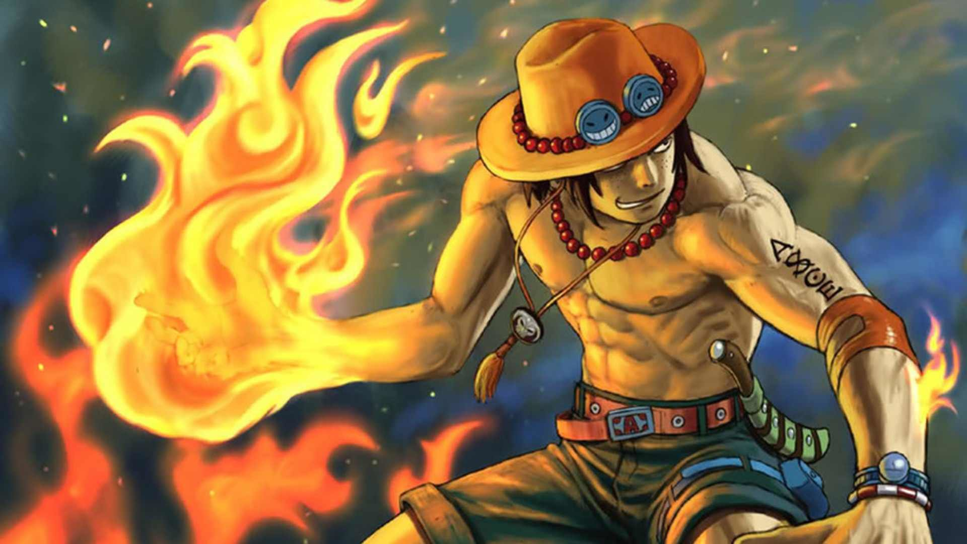 Open the image in photos. One Piece wallpapers 1920x1080 Full HD (1080p) desktop ...