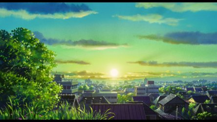 Free Scenery anime high quality background ID:59844 for full hd PC