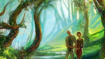 couple fantasy hd 1080p desktop backgrounds wallpapers background pc resolution