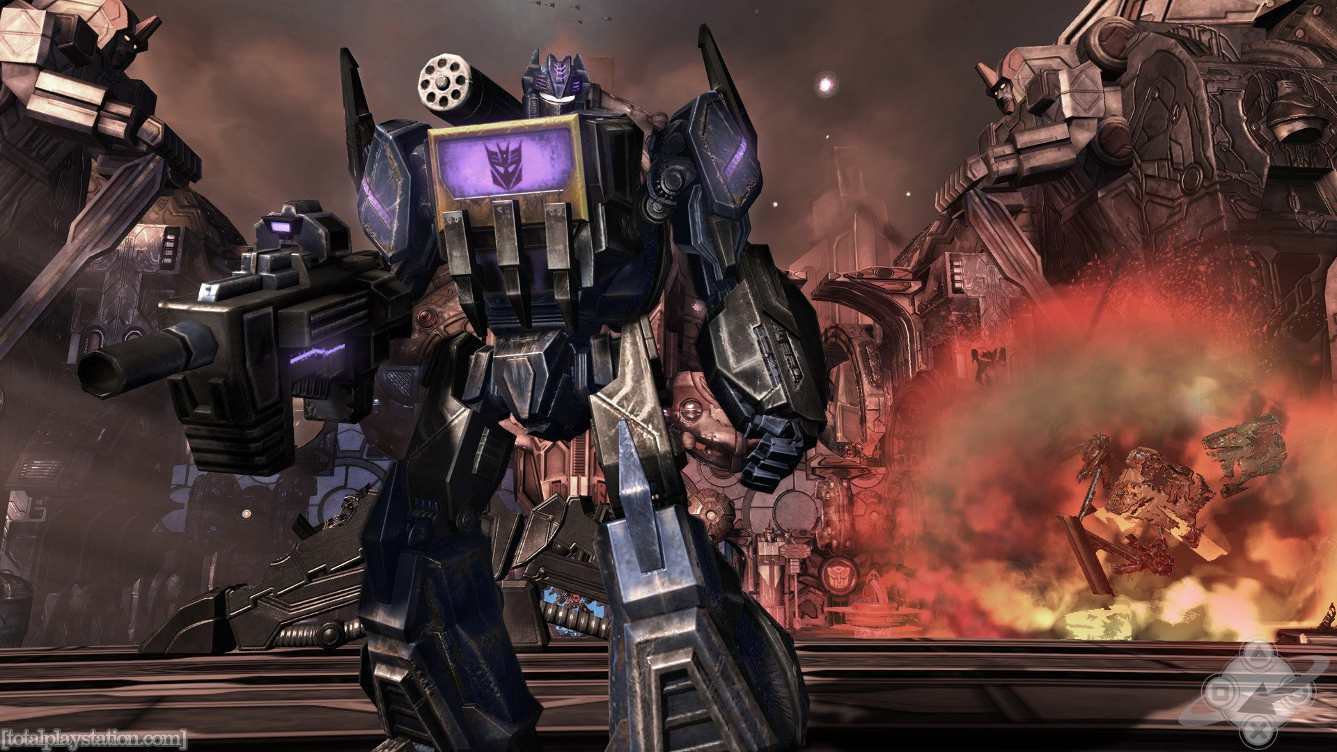 Transformers Fall Of Cybertron Hd Wallpapers 1080p Transformers Fall Of Cybertron Wallpapers 1920x1080 Full