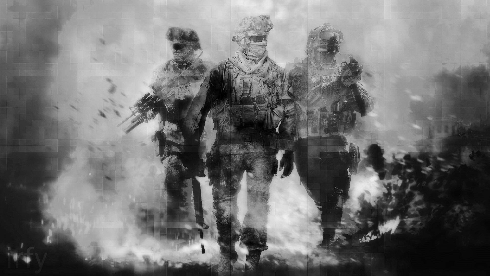 Call Of Duty Modern Warfare 2 MW2 wallpapers 1920x1080