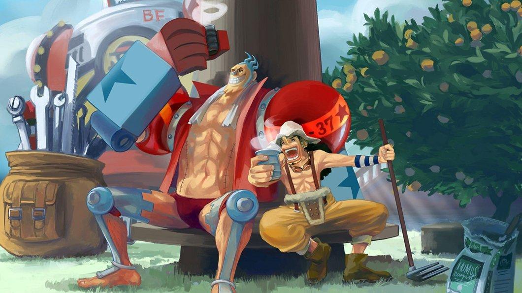 Franky One Piece Wallpapers 1920x1080 Full Hd 1080p Desktop