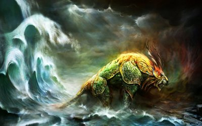 Mythical creatures wallpapers 1280x800 desktop backgrounds