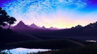 Pixel Art wallpapers 1920x1080 Full HD (1080p) desktop ...