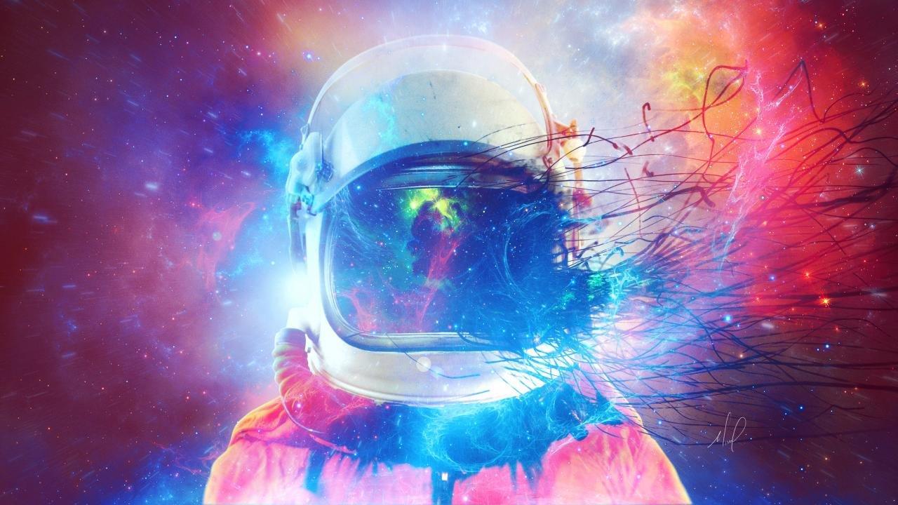 best astronaut wallpaper id