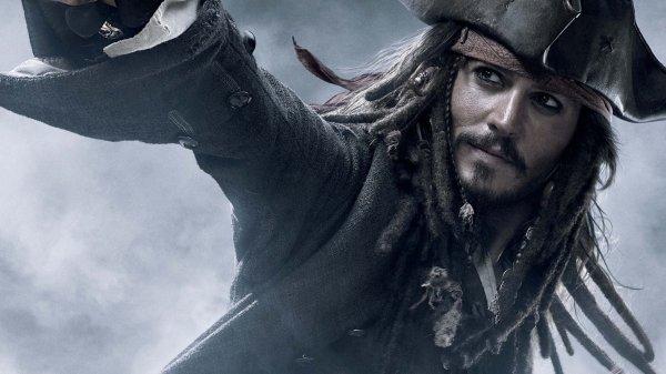 Johnny Depp Jack Sparrow at World Ends