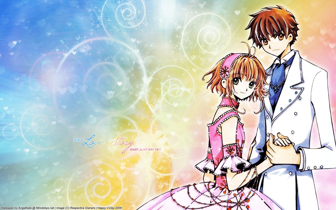 Red Anime Wallpaper Romantic Tsubasa Chronicle Pictures Anime