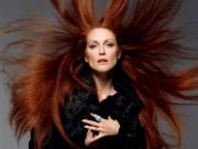 julianne moore crazy red hair