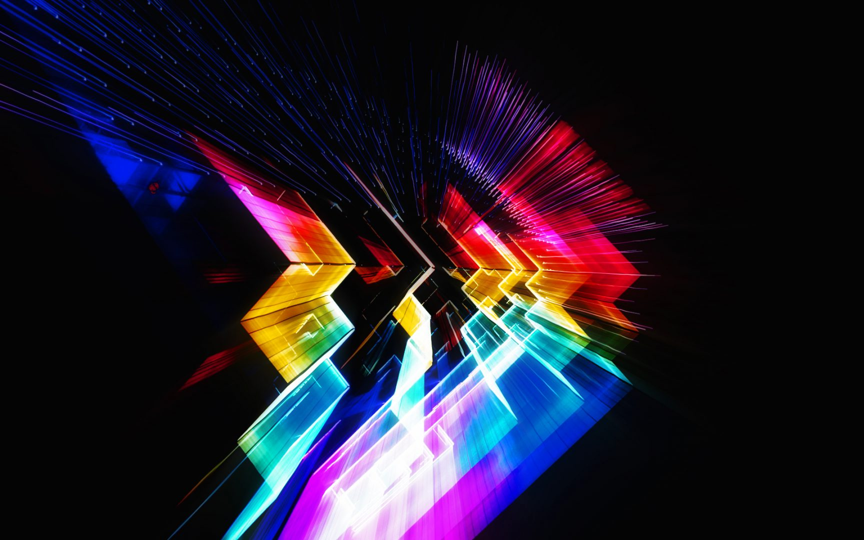 Cool Lights Abstract Colourful Cool Hd Lights Digital 336