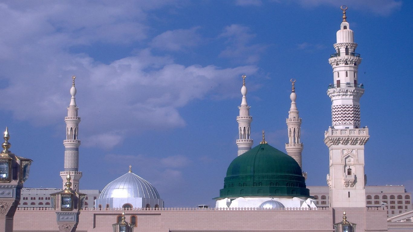 Happy Quotes Wallpaper Iphone Madina Hd Islamic Madina Wallpaper Islamic 1389