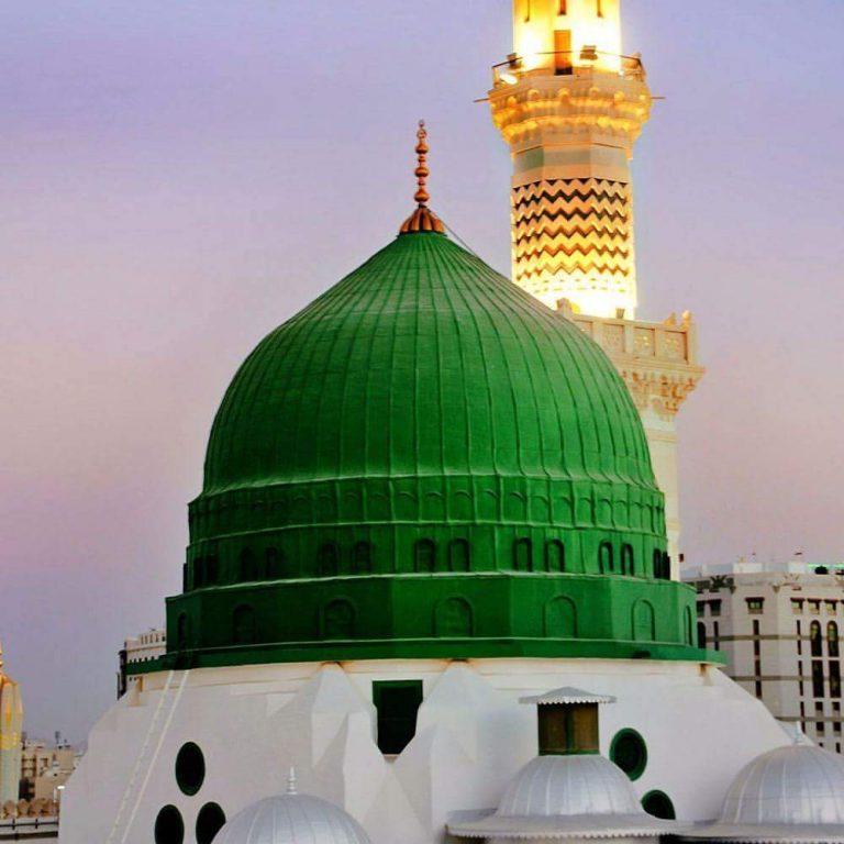 Colourful Wallpapers With Quotes Madina Image Gumbad E Khizra Khana Madina Picture