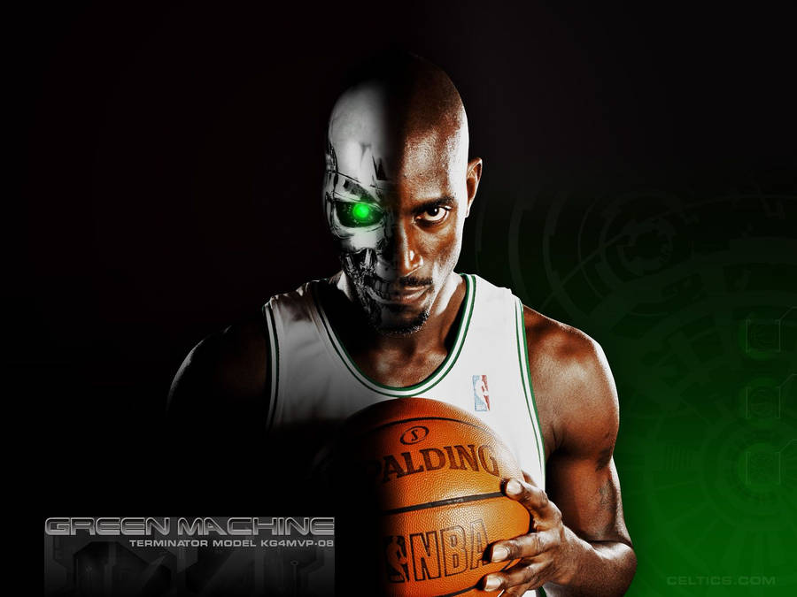 We may earn a commission through links on our site. Download Cool Fan Art Kevin Garnett Of Nba Wallpaper Wallpapers Com