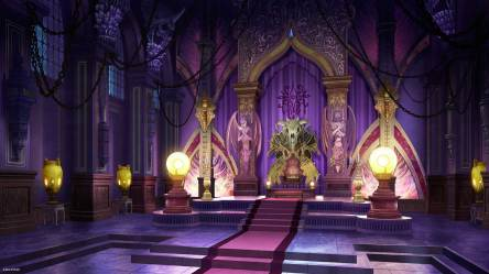 throne god castle destruction wallpapers trillion ethereal
