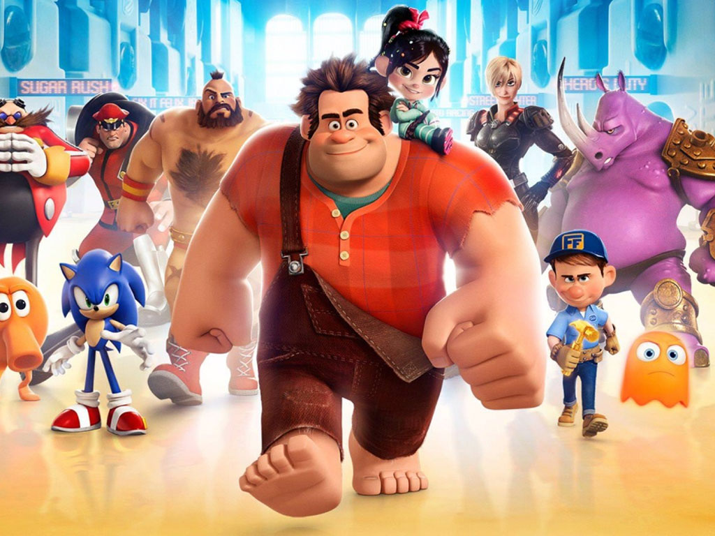 Wreck-It Ralph 2 HQ Movie Wallpapers | Wreck-It Ralph 2 HD Movie Wallpapers - 33933 - Filmibeat Wallpapers