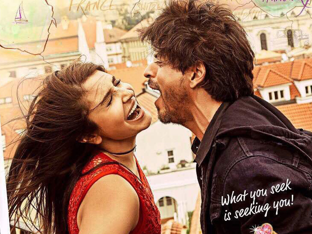 Srk Hd Wallpapers 10 Reasons Why Jab Harry Met Sejal Is Sheer Waste Of