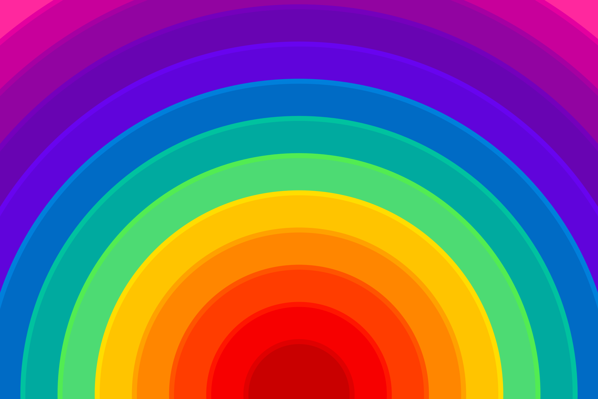 Girly Wallpaper Iphone X Digital Rainbow 6k Uhd Wallpaper