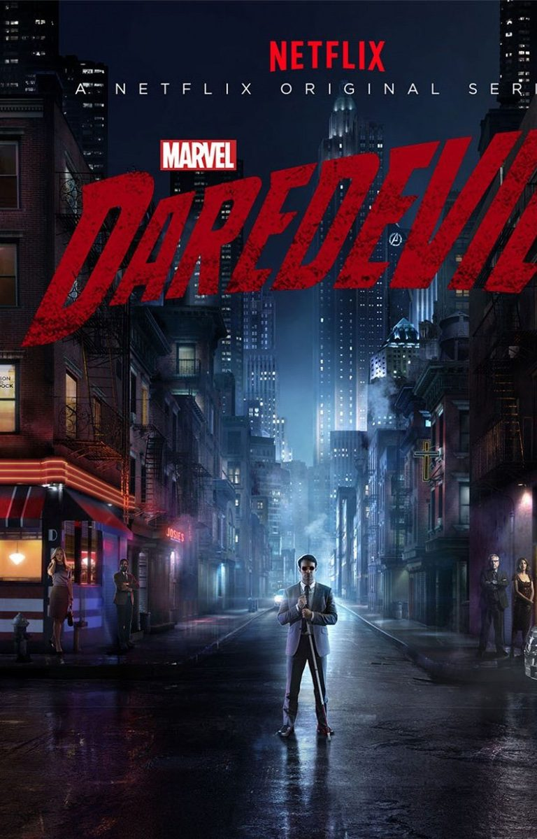 Iphone Ios 4 Wallpaper Marvel S Daredevil Netflix Hd Wallpaper