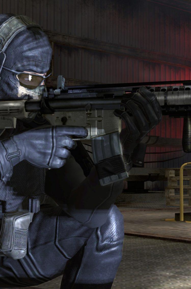Age Of Empires Wallpaper Hd Call Of Duty Modern Warfare 2 Ghost Ig Hd Wallpaper