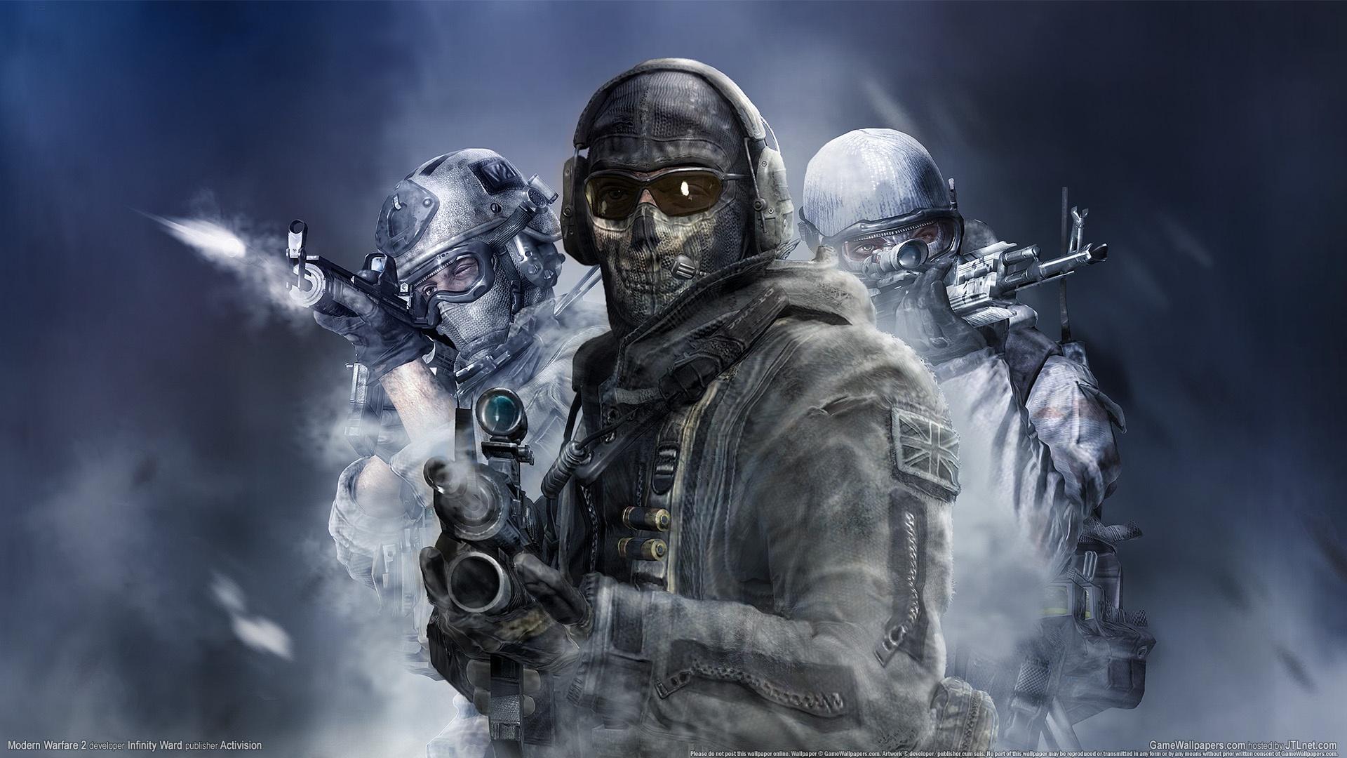 Girls Typography Iphone Wallpaper Call Of Duty Modern Warfare 2 Quot Ghost Quot 2 Hd Wallpaper