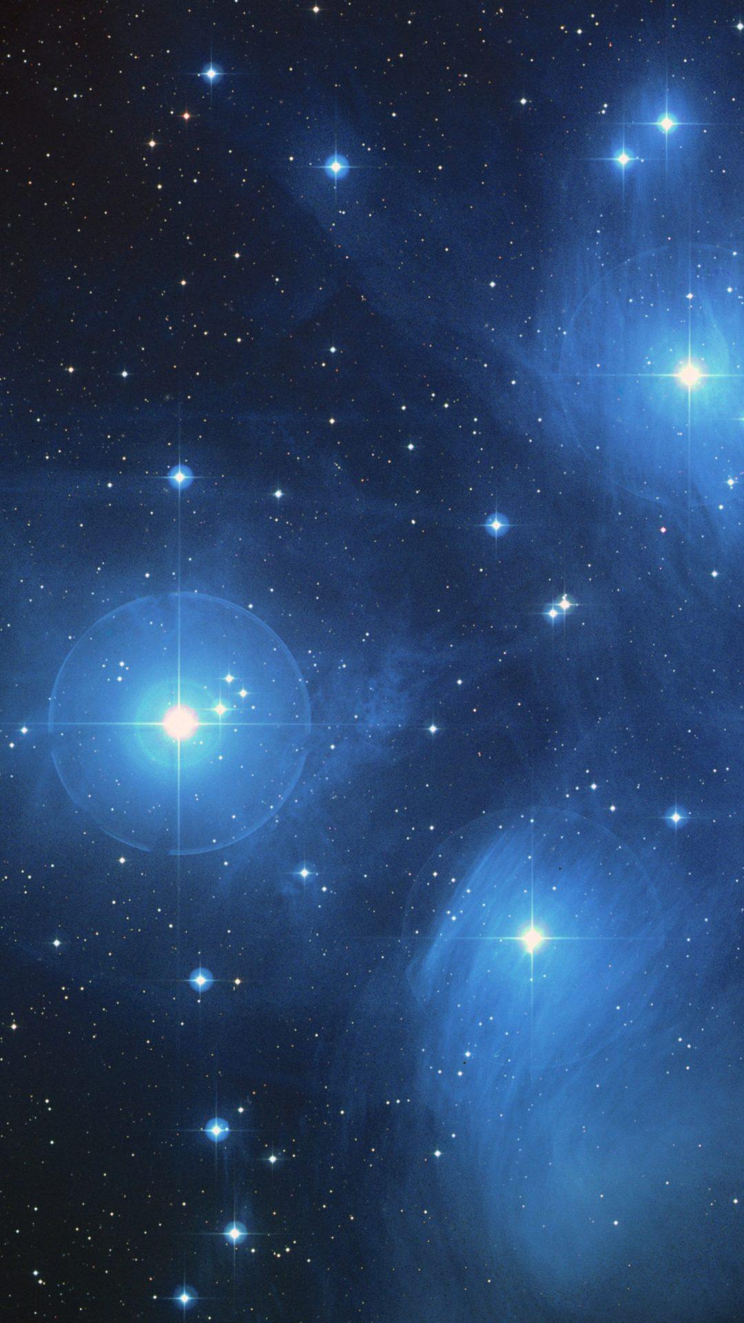 Iphone X Wallpaper Hd Original The Pleiades Open Star Cluster 4k Uhd Wallpaper