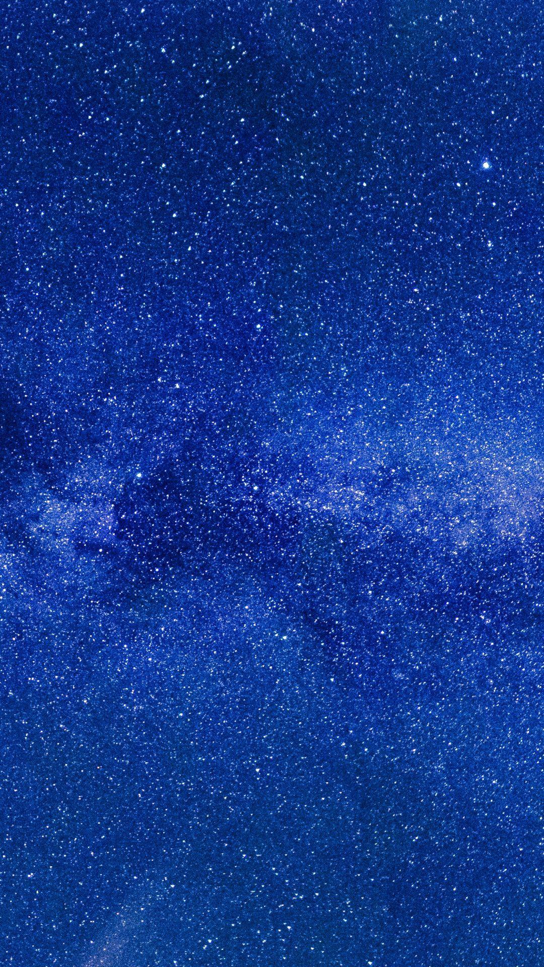 Space Wallpaper Iphone 4 Light Blue Starry Sky 4k Uhd Wallpaper