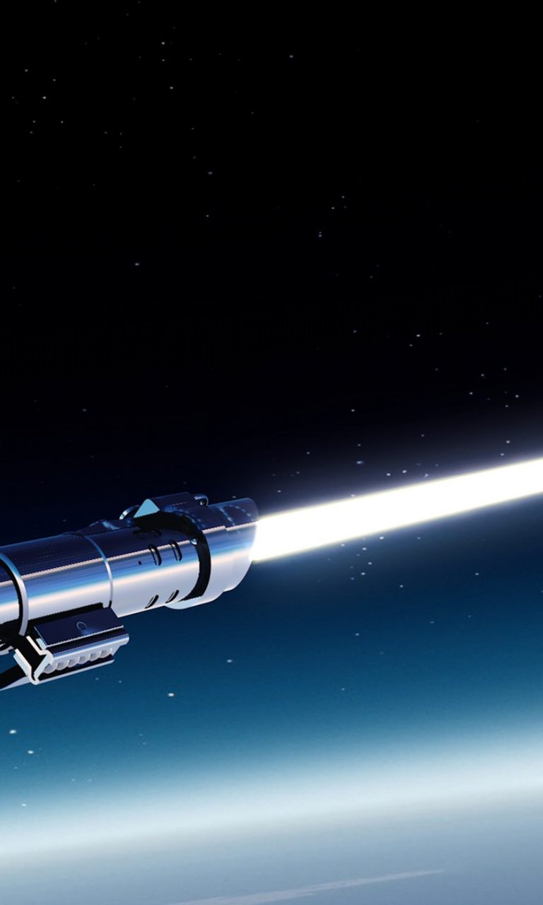 Iphone X Wallpapers In Ios 11  Star Wars White Lightsaber Hd Wallpaper