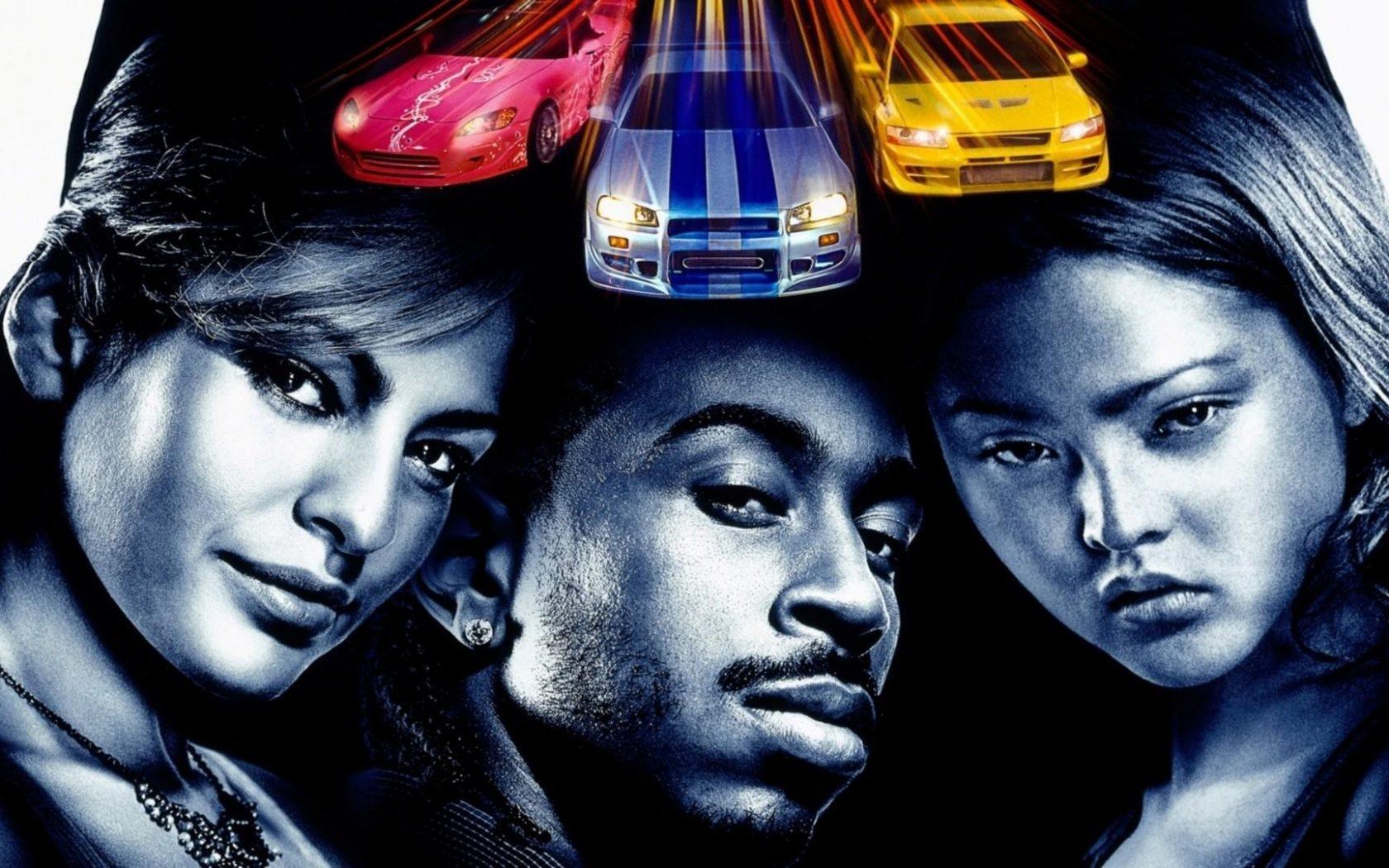 Fast Cars And Girls Wallpaper 2 Fast 2 Furious 2003 Hd Wallpaper