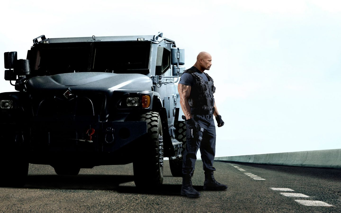 Motivational Wallpaper Cute Fast Amp Furious 6 2013 Dwayne Johnson Hd Wallpaper