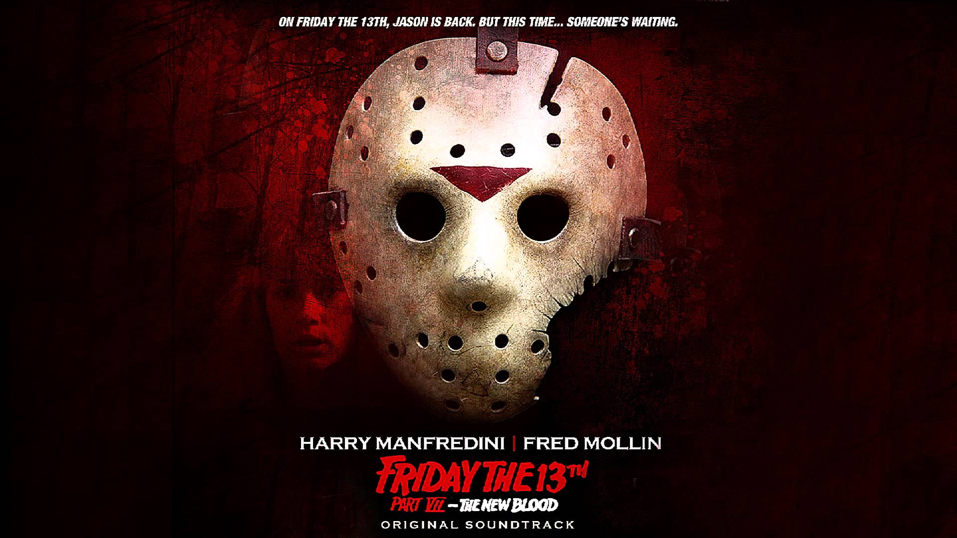 Friday The 13th Iphone Wallpaper Friday The 13th Part Vii The New Blood 1988 Hd Wallpaper