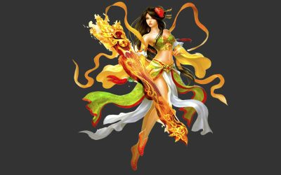 dynasty oriental gorgeous chinese fantasy hd wallpapers13