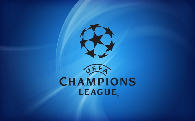 Download wallpapers uefa, uefa champions league, logo ...
