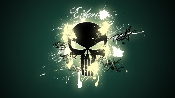 Punisher Skull Wallpaper 1920X1080