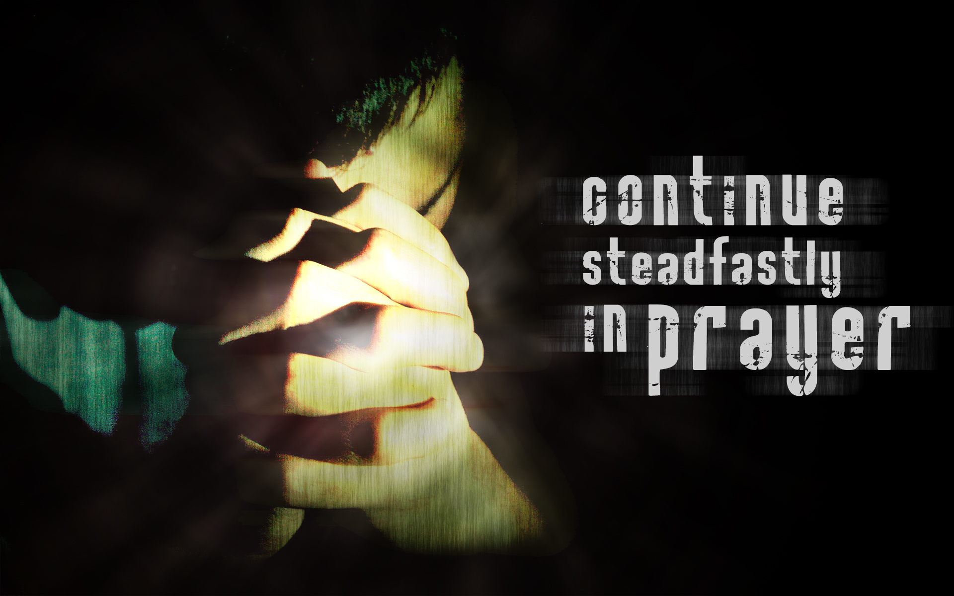 Jesus Hd Wallpapers With Quotes Continue Steadfastly Christian Wallpapers
