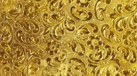 Gold Designs Wallpaper For Desktop