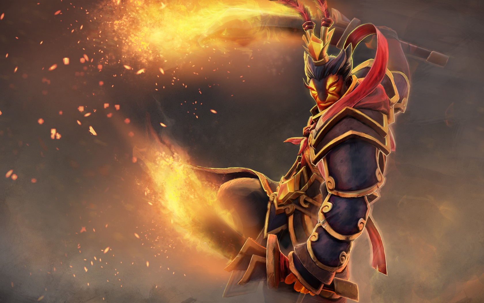 Ember Spirit Wallpaper In Desktop Wallpapers Dota 2 Private Collection Background Image