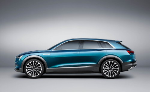 small resolution of audi q6 e tron quattro 2018 hd wallpaper