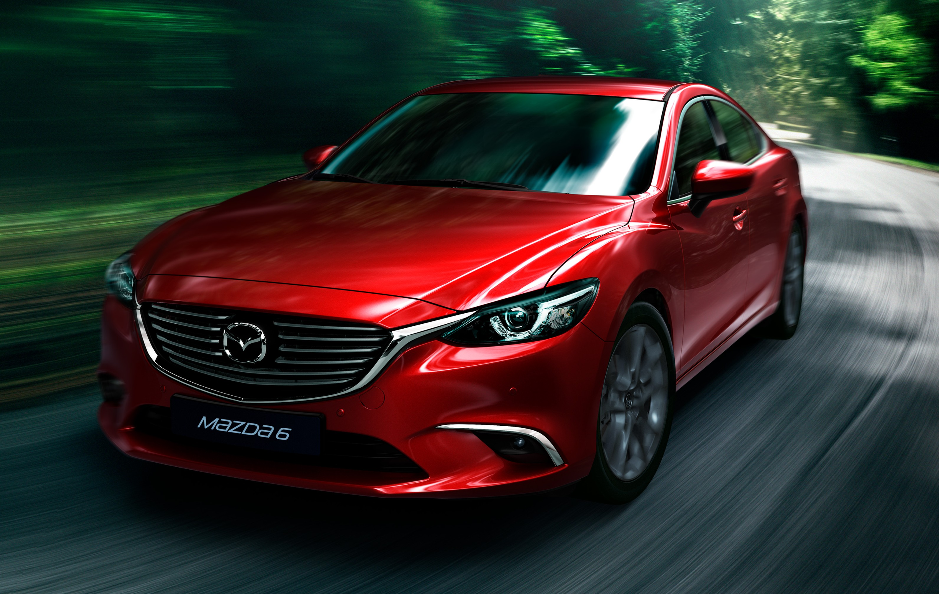 Mazda 6 2016 HD Wallpapers Free Download