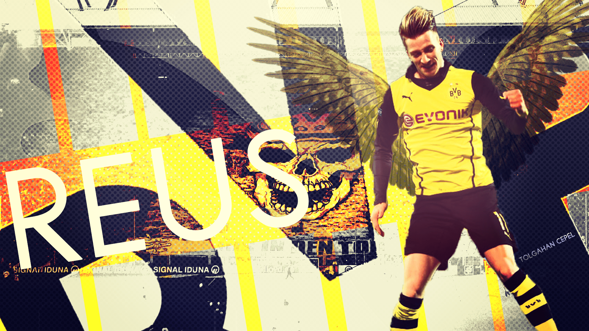 Marco Reus Wallpapers High Resolution And Quality